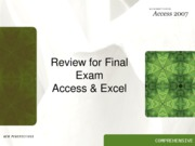 ReviewForFinalPowerPoint04-25-09