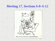 Notes_17_Consequences_of_the_Second_Law
