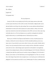 The great depression argument essay.docx