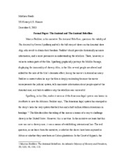 amistad essay outline apush e intro movie details event details  amistad rebellion