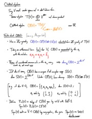 Applications of Quantum Field Theory to Geometry Lecture 6.3 clifford-algebras