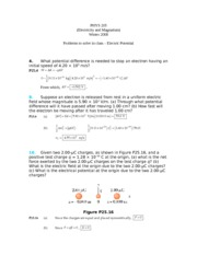 ch25-PHYS_205-problems_to_solve_in_class-Electric-Potential