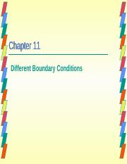 9-Boundary condition.ppt