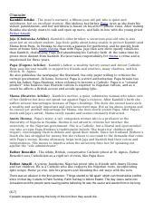 Pgs 271 307docx Purple Hibiscus Summaries Pgs 217 307 Taylore