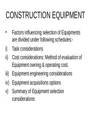 CONSTRUCTION EQUIPMENT-P-12 CTPM.ppt