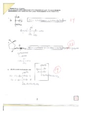 exam 2 fall 2007 version a Fall 2007 exam 2 part i: answer eight of the following nine questions if you complete more than eight, i will grade only the first eight five points each 1) state the definition of a p-value the p-value of a test is the probability under h.