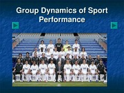 1_Group Dynamics of Sport Performance