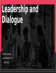 Leadership and Dialogue.pptx