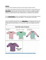 Learning Unit 6 - Sleeves.docx
