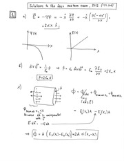 Midterm 1 2012 Solutions