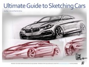 Ultimate-Guide-to-Sketching-Cars
