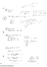 Ch. 3 Mean Notes