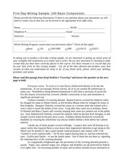 rhetorical analysis essay on civil disobedience