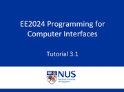 EE2024 Tutorial 3.1_NEW