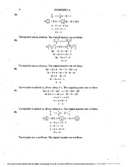 Applied Finite Mathematics HW Solutions 6