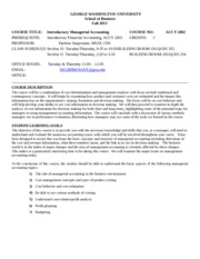 Managerial Accounting Fall 2013 (4)