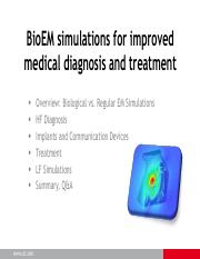 CSTD-104-1996_BioEM simulations  for improved medical diagnosis and treatment