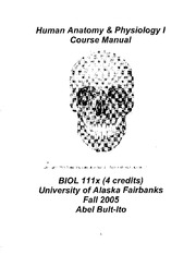 BIOL 111+Human Anatomy and Physiology I+Bult-Ito+200503