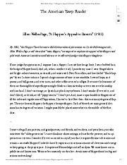 F16 - Colonial Society Reader   The American Yawp Reader