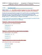 # 9 ASSIGNMENT TEMPLATE - HUMN 210- Translate Arguments.docx
