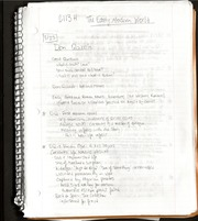 Don Quixote Notes