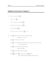 solutions chapter 2(edtion2)