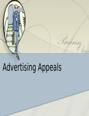 Ad Appeal(SS).ppt