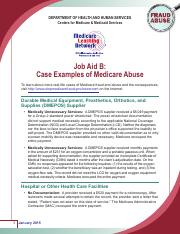 Job Aid B_Case Examples of Medicare Abuse.pdf