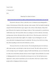 Franciscan Value Essay.docx