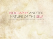 9 Nature and the Biography of the Self copy