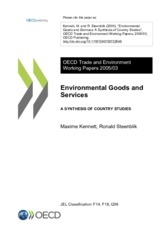 EGS A Synthesis of Country Studies OECD 2005
