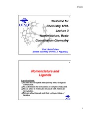 L3 - Nomenclature and Coord Chem(1)