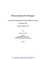 Chapter_1-_Microeconomic_for_Managers_(Summer_2012)