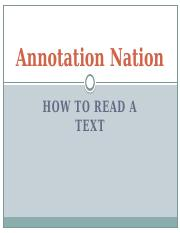 Annotation Nation-student 2013