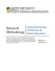 Research Methodology Study Material.pdf