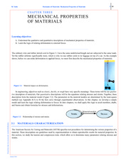 Chapter 3 Review on Mechanical Properties of Materials