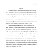 Essay #2_Place_Final Draft