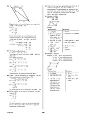 Pre-Calculus Homework Solutions 244