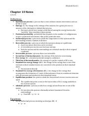 Chemistry Chapter 10 Notes.docx