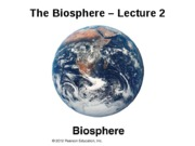 The_Biosphere_-_Lecture_2