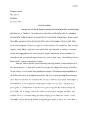 NEW NETWORKING ESSAY.docx