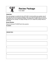 Review_Package