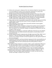 Possible Exam 2 Questions-5