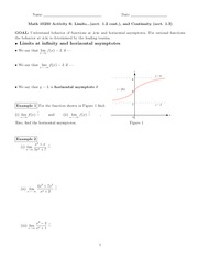 Elements of Calculus 06act-m10250