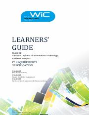 NEW-Learners Guide_IT Requirements Specification V2.pdf
