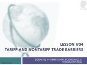 4 Lesson+04+Tariff+and+Non-Tariff+Trade+Barriers