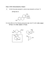 Exam-2-2012-Stereochemistry-Answers.pdf