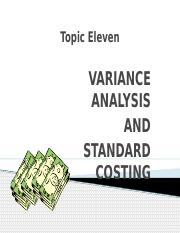 Topic 11 - Variance Analysis.pptx