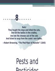 8 Pests and Pesticides power pt notes.pptx