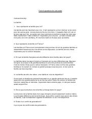 French questions for oral exam -)